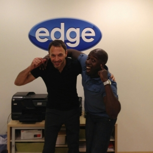 David Goldberg Edge Studio and Dane Reid