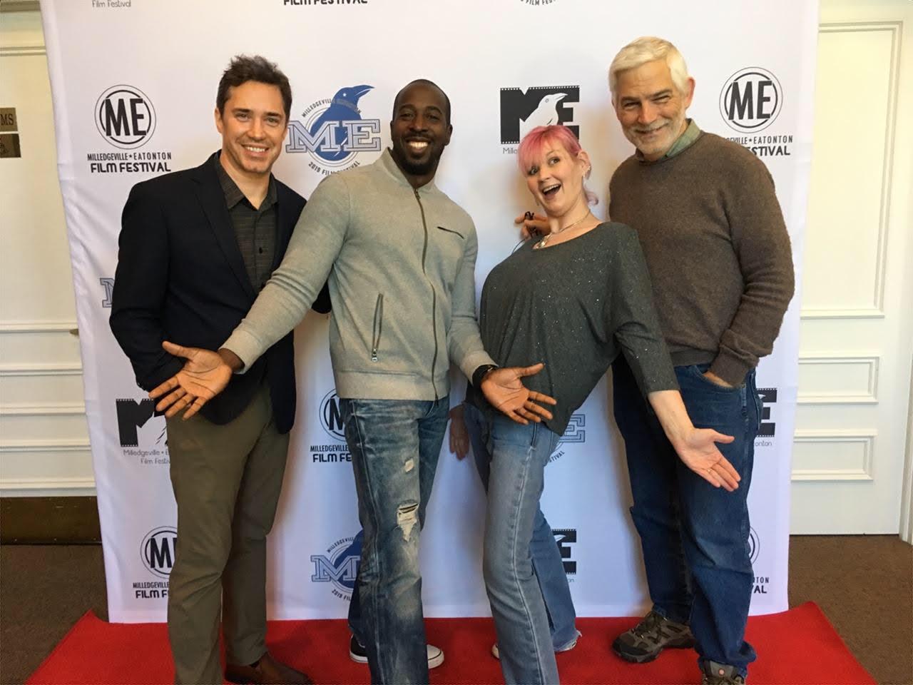 Milledgeville Film Festival Voiceover Panel