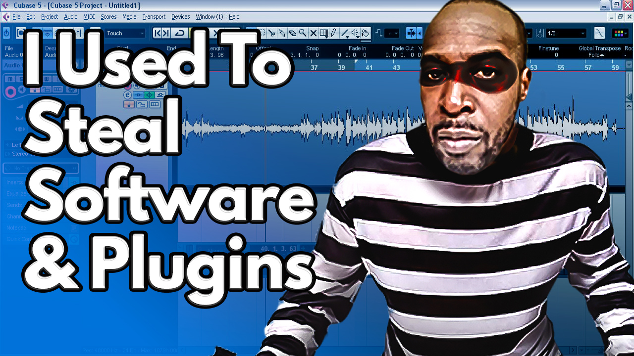 I Used To Steal Software and Plugins